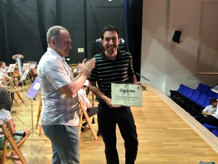 Intercambio Diploma