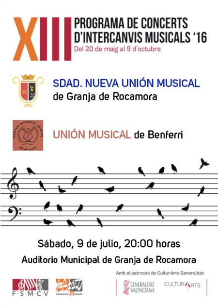 Cartel Intercambios Musicales_SNUM